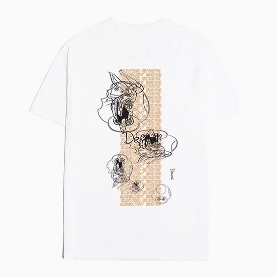 Dayzd Exhibition T-shirts (White)