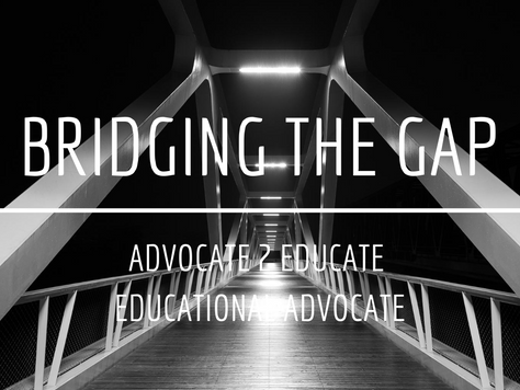 Bridging the Gap by Building the Bridge