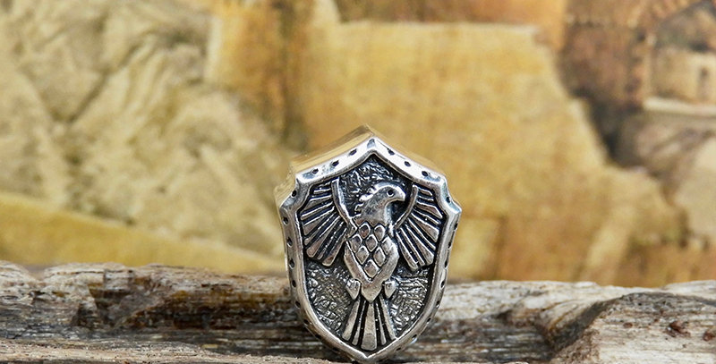 Honor Eagle Shield