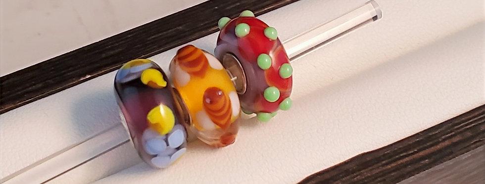 Regular Classic Unique Beads Set #35