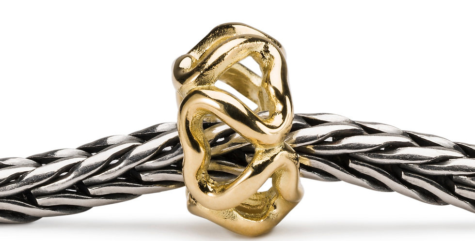 Connection, Gold Bead