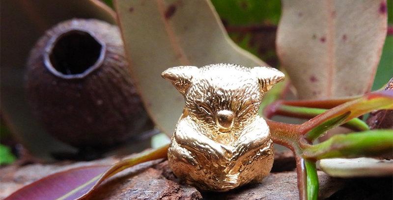 Koala Hope Gold Plated (Limited Edition)