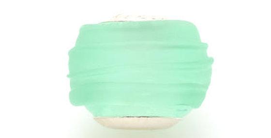 Light Green Beach Glass Ridges