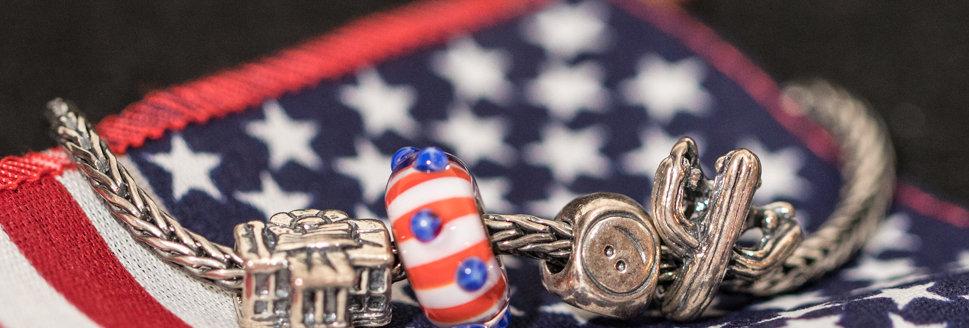 US World Tour bead set