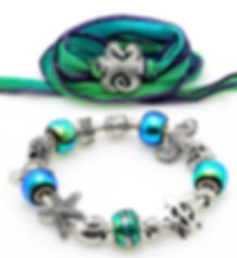 Charms of Aloha Glass beads collection in Skaneateles