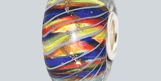 Multicolor Spirograph