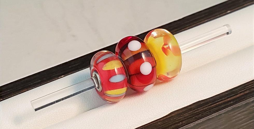 Regular Classic Unique Beads Set #23