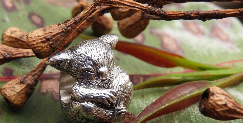 Koala Hope Silver
