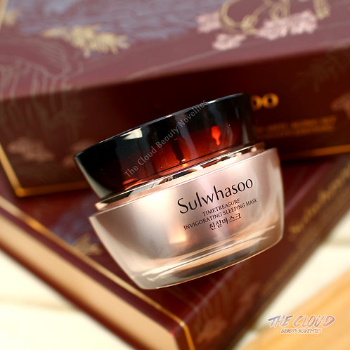 SULWHASOO TIME TREASURE INVIGORATING SLEEPING MASK