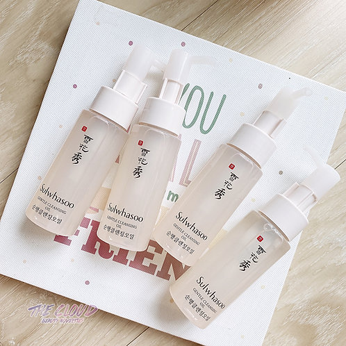 SETMINI SIZE SULWHASOO GENTLE CLEANSING OIL