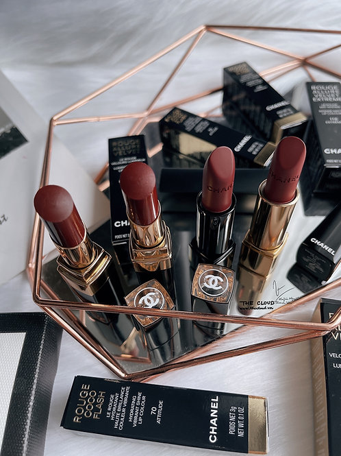 CHANEL ROUGE COLLECTION