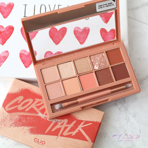 CLIO PRO EYE PALLETE - CORAL TALK