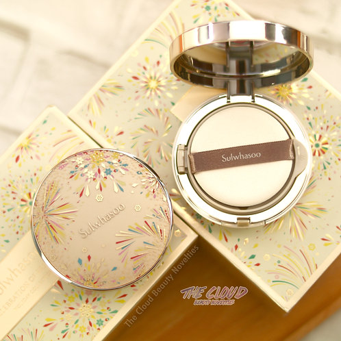 SULWHASOO PERFECTING EX CUSHION - FESTIVAL LIMITED EDITION