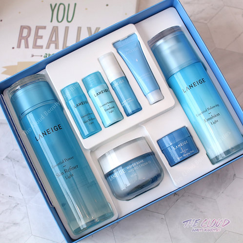 LANEIGE WATER BANK LIMITED 3 ITEMS SET