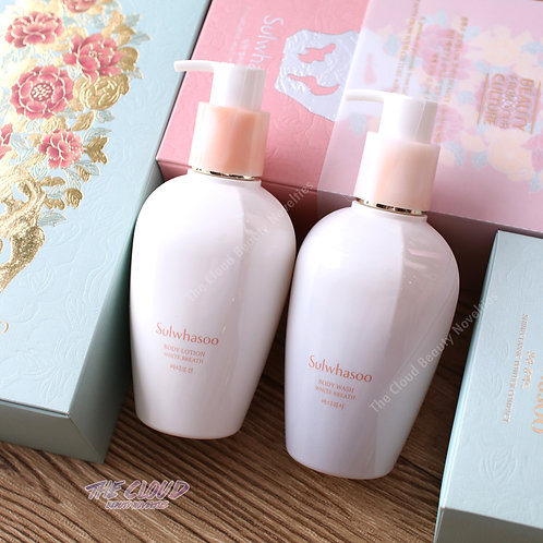 SULWHASOO BODY LOTION & BODY WASH