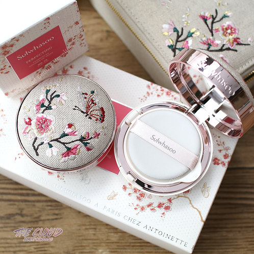 SULWHASOO PERFECTING CUSHION EX - BLOSSOM LIMITED EDITION 2020