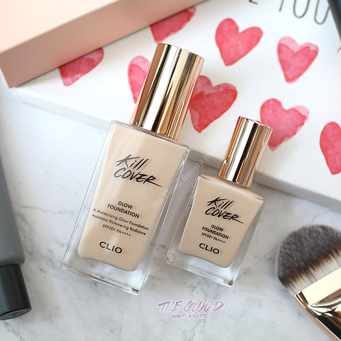 CLIO - KILL COVER GLOW FOUNDATION MINI SIZE