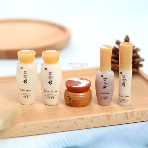 SULWHASOO - BALANCING BASIC KIT