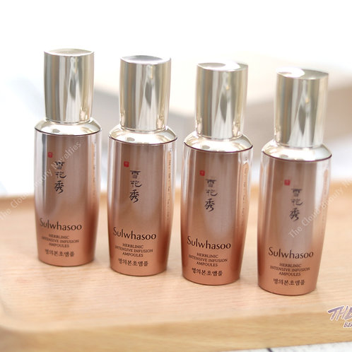SULWHASOO - HEBLINIC INTENSIVE INFUSION AMPOULES