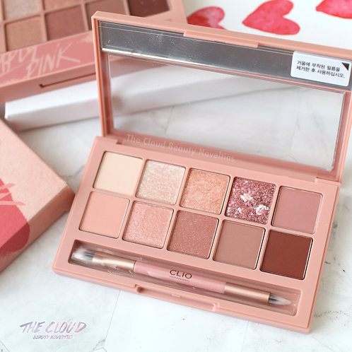 CLIO PRO EYE PALETTE - SIMPLY PINK