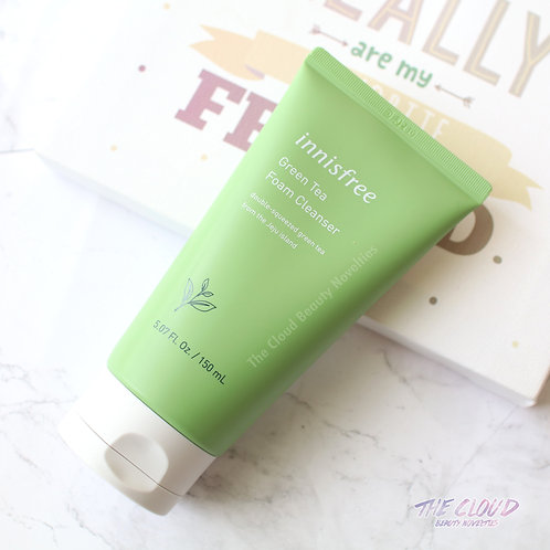 INNISFREE GREEN TEA FOAM CLEANSER