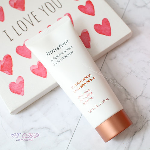 INNISFREE BRIGHTENING PORE FACIAL CLEANSER