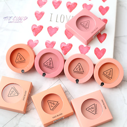 3CE SINGLE FACE BLUSH - SPECIAL EDITION