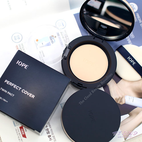 IOPE PERFECT COVER - TWIN PACT
