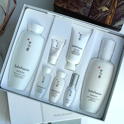 SULWHASOO SNOWISE SPECIAL SET 2 ITEMS