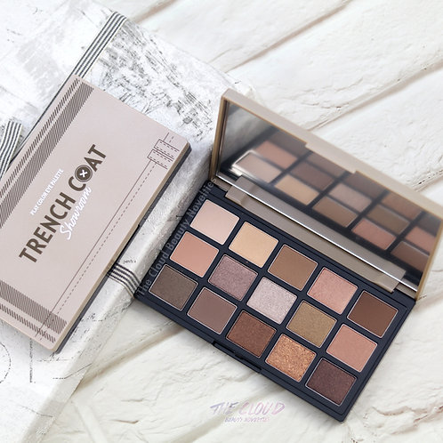 ETUDE HOUSE - TRENCH COAT EYE PALETTE