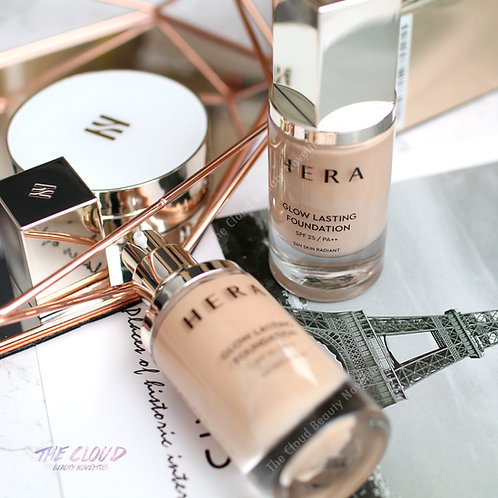 HERA GLOW LASTING FOUNDATION