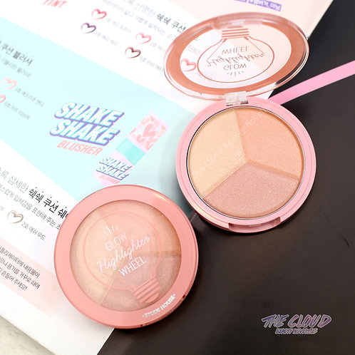 ETUDE HOUSE GLOW HIGHLIGHTER WHEEL