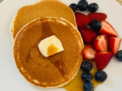 Easy and Healthy Pancake Recipe