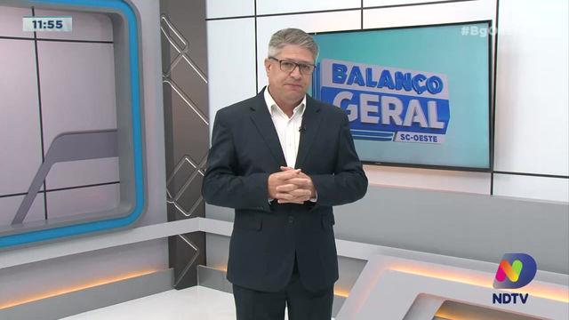 PESSOAS DE GUARUJÁ DO SUL SC VIRÃO NOTICIAS EM IMPRENSA NACINAL VEJA VIDEO DO BALANÇO GERAL