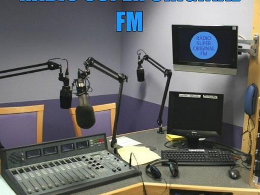 A RÁDIO SUPER ORIGINAL FM TAMBEM RETRANSMITE A PROGRAMAÇAO DA RÁDIO GUARUJÁ DO SUL FM