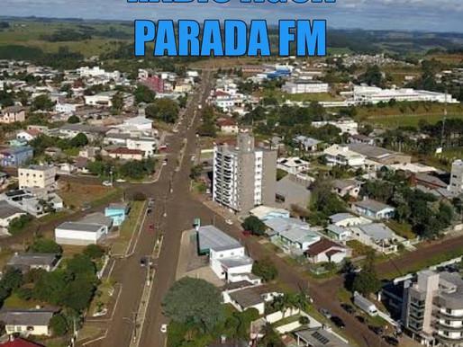 NO AR AGORA A RÁDIO ÁGUA PARADA FM
