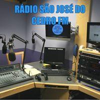A RADIO SÃO JOSÉ DO CEDRO FM TAMBEM RETRANSMITE A PROGRAMAÇÃO DA RÁDIO GUARUJÁ DO SUL FM