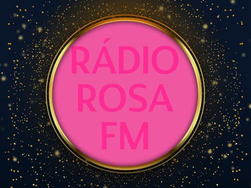 JÁ ESTA NO AR A RÁDIO ROSA FM, E ROSA QUE NUNCA, E JA CAIU NO COMENTARIO DE TODOS E MUTO SUCESSO
