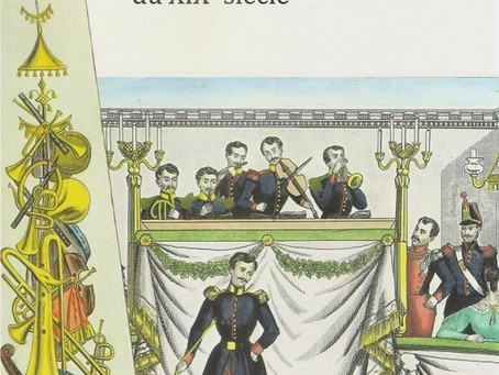 « Les brevets de danse du 19ème siècle » de Didier Lhotte