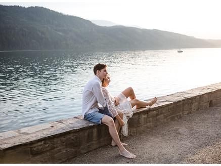 Sarah&Markus // Engagement Shooting am wunderschönen Millstättersee