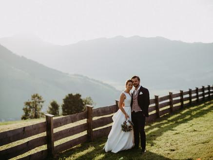 Julia&Hannes // Hochzeit auf der Maierlalm