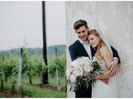 Sarah & Markus // Hochzeit am Hannersberg