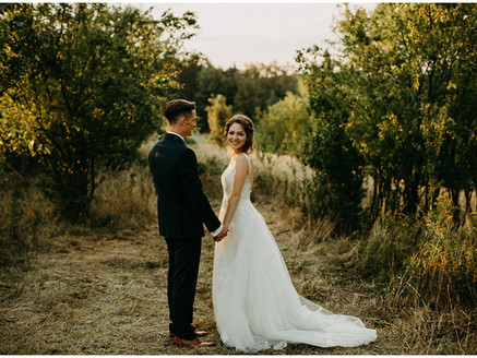 Julia und Samuel // so wird im Waldviertel geheiratet