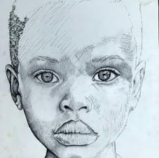 €200.00 Charcoal on Strathmore Paper This work is no longer available.