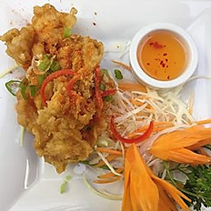 # 8 Thai Salt & Pepper Squid
