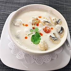 # 19 Tom Kha Soup