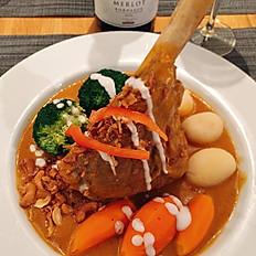 #38 Thai Lamb Shank