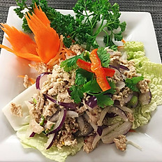 # 21 Larb Gai (little spicy)