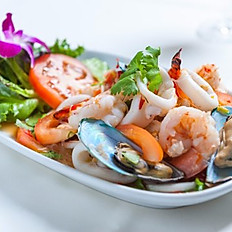 # 24 Seafood Salad (medium spicy)