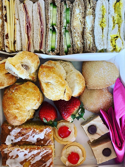 Afternoon Tea per person - Collection Only